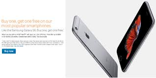thanksgiving iphone sale at u0026t is quietly offering buy one get one free deal on the iphone