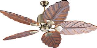 Ceiling Fan With Palm Leaf Blades by Craftmade Ceiling Fan Blades Brand Lighting Discount Lighting