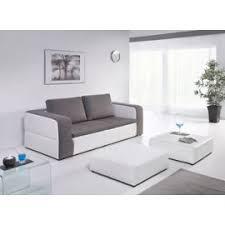 canapé convertible blanc et gris canape convertible maison et mobilier d intérieur