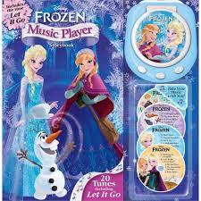 Frozen Storybook Collection Walmart Disney Frozen Player Storybook Walmart
