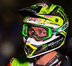 monster helmet motocross 2017 monster energy supercross st louis u2014 motocross tv