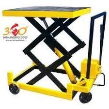 Hydraulic Scissor Lift Table by Hydraulic Scissor Lift Table In Chennai Tamil Nadu India Indiamart