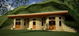 beautiful berm home plans small earth sheltered home plans