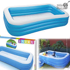 inflatable swimming pool swim center family lounge 120 kids