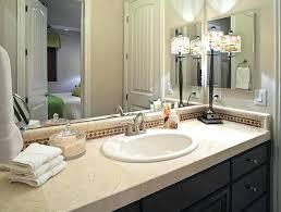 Easy Bathroom Decorating Ideas Sophisticated Mens Bathroom Decor Baseball Themed Bathroom Update