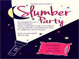 17 slumber invitations free psd ai vector eps format