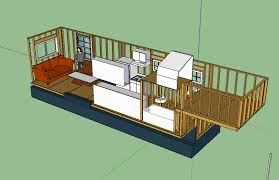 tiny house plans for a gooseneck trailer homes zone