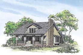 craftsman plan with mission style window 69314am 2nd floor master suite bonus room cad bungalow craftsman house plan 95038 house floor plans pinterest
