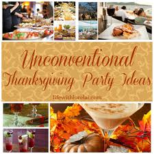 thanksgiving ideas with lorelai