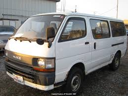 toyota hiace long dx