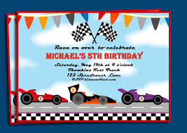 fabulous car party invitations with car party invitations ideas