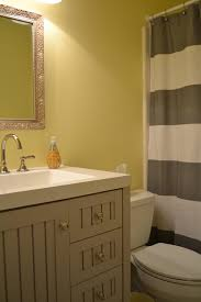 small bathroom half decorating ideas for remodel with wall decor yellow and gray bathroom decoration ideas spark design for home interior photos