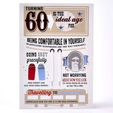 personalised 60th birthday cards card factory