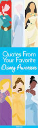 9 inspirational quotes from your favorite disney princesses