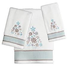 christmas towels coastal christmas bath towels bed bath beyond