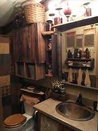 Bathroom Decorations Ideas Primitive Bathroom Decor With Country Outhouse Decorating