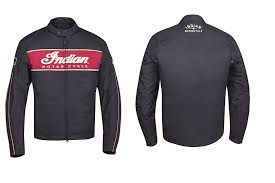 motorcycle riding vest indian motorcycle adds new 2017 riding jackets for the emea market