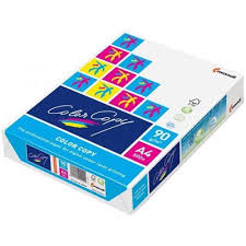 paper ream box color copy a4 90g m2 fsc certified paper ream white ccw0321