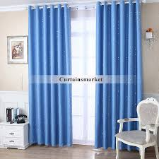 Bright Blue Curtains Light Blue Curtains Free Home Decor Techhungry Us