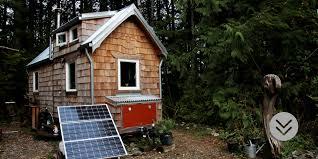 tofino tiny house company the freedom of small