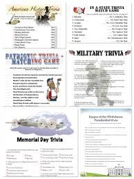 printable patriotic games for your memorial day party memorial