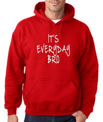 new way 764 hoodie it u0027s everyday bro jake paul team 10 ebay