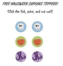 printable cupcake toppers stay calm have a cupcake