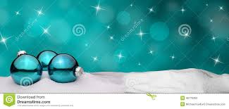 christmas background christmas ornament turquoise snow stock