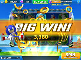 slots for android sega slots free coins jackpots and wins android apps on