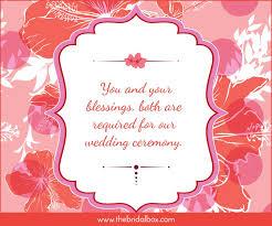 Wedding Ceremony Invitation Wording 50 Wedding Invitation Wording Ideas You Can Totally Use