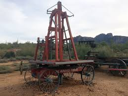 powers well drilling machine superstition mountain u2013 lost