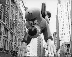 lance mannion the history of the macys thanksgiving day parade