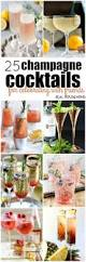 25 champagne cocktails for celebrating with friends real housemoms
