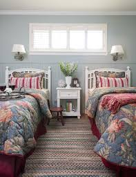 two bed bedroom ideas king size bedspreads in bedroom traditional with twin bed next to