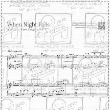 download mp3 eddy kim when night falls while you were sleeping ost1 when night falls sheet music midi