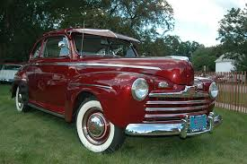 car of the week 1946 ford super de luxe old cars weekly
