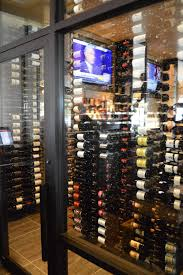 commercial wine cellar cooling project in dallas texas