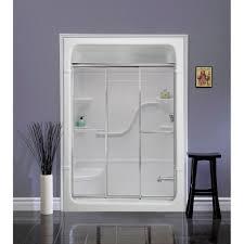 Mirolin Shower Door Mirolin Td41 Tri Panel Door Plain Silver Home Comfort Centre