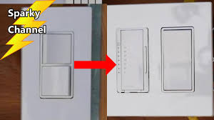 how to convert a dual switch to separate switches with a timer