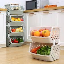 vegetable storage kitchen cabinets china customized fruit and vegetable storage box