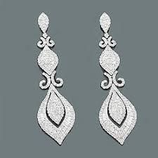 diamond earrings designs designer diamond earrings rishabh diamonds manufacturer in