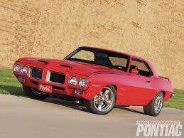 Last Year Of Pontiac Firebird 1969 Pontiac Firebird Rod Network