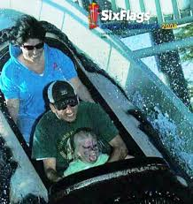 Six Flags Meme - the funniest roller coaster pictures of all time