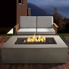 gas log fire pit table outdoor fireplaces fire pits you ll love wayfair