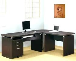 Ikea Desk Office Ikea Office Furniture Galant Right L Shaped Desk With P