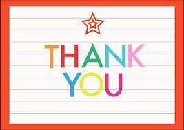 thank you cards for teachers 7 ways to celebrate appreciation week sf school