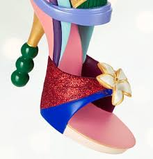 mulan shoe ornament from our collection disney