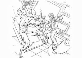 wolverine fight coloring pages free coloring pages coloring