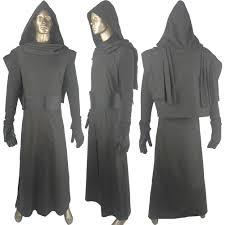 wars 7 vii the force awakens kylo ren uniform cosplay