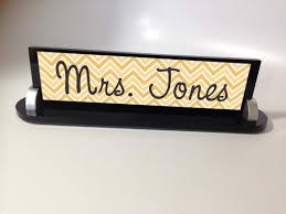 Custom Desk Name Plates by 120 Best Teacher Gifts Images On Pinterest Teacher Appreciation